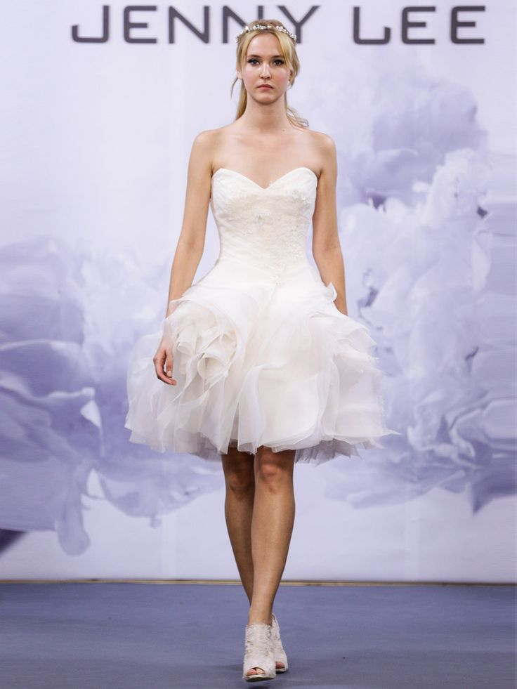 Les robes de mariées de la bridal week de New-York hiver 2014
