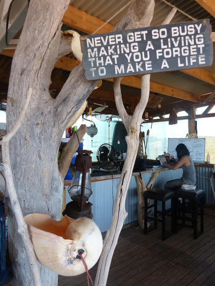 Our Philosophy at Wilderness Island