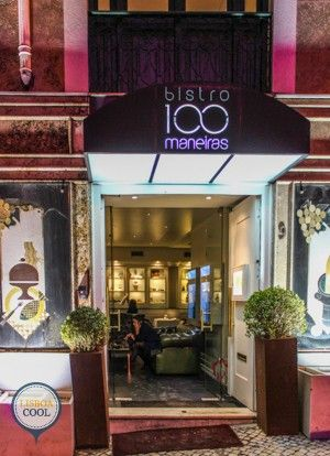 Lisboa - Restaurante-100 maneiras
