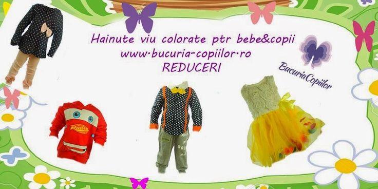 Haine pentru copii si bebelusi Bucuria Copiilor: Imbracaminte copii si haine bebe www.bucuria-copii...