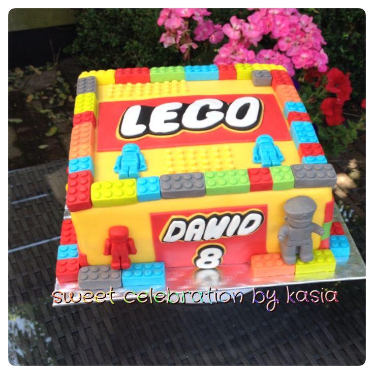 Lego cake Sweet Celebration