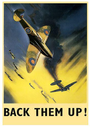 RAF Spitfires -