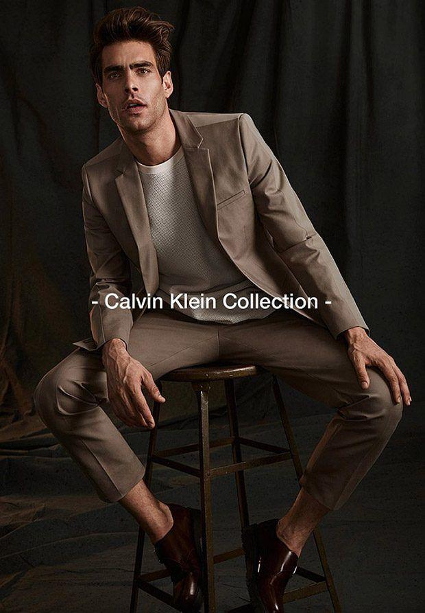 Supermodel Jon Kortajarena Poses in Spring Summer 2017 Looks for Simons