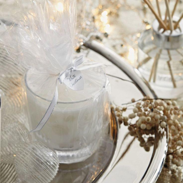 Limited Edition White Christmas Candle | The White Company #whitechristmaswishlist