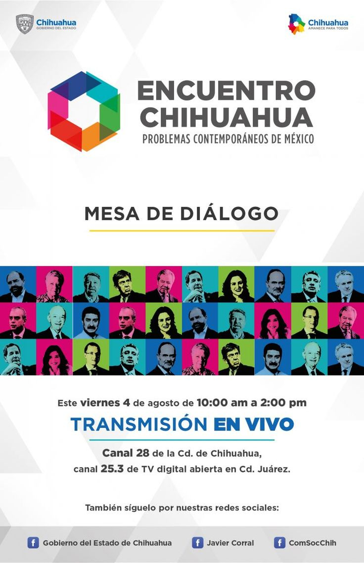 Aristegui Noticias se suma a la transmisión en vivo del programa Encuentro Chihuahua   El Puntero