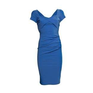 Diva Catwalk Blue Mid Hurst Dress