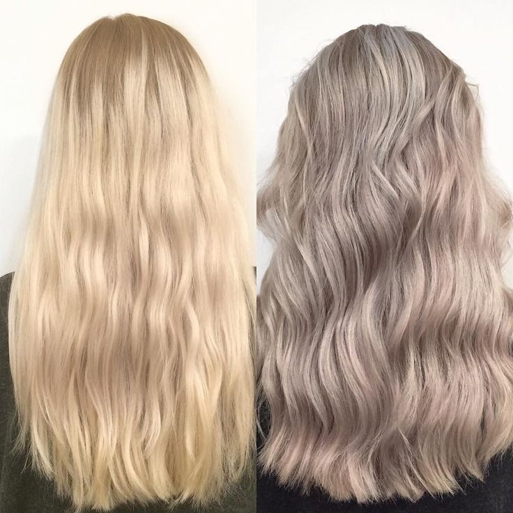 97 Best Blonde Hair Toner And Color Formulas Images On