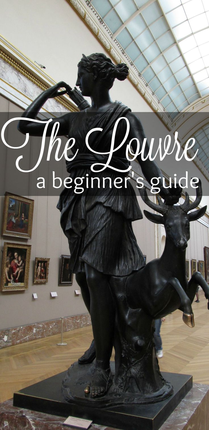 The Louvre: a beginner's guide | Paris France | travel & art