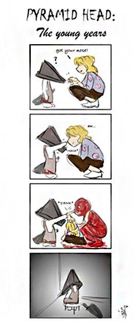 Pyramid Head: Childhood Years