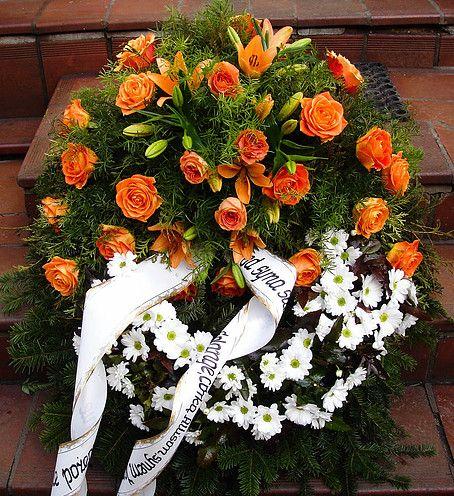 test | dekoracje pogrzebowe