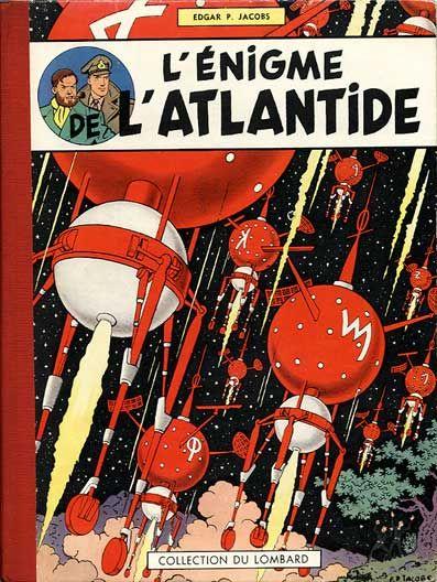 Blake et Mortimer (Historique) - L'Énigme de l'Atlantide