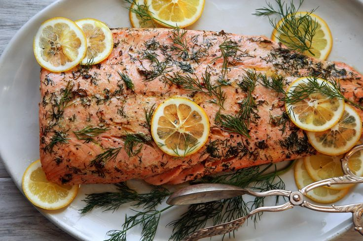 Salmon Roasted in Butter Recipe - NYT Cooking