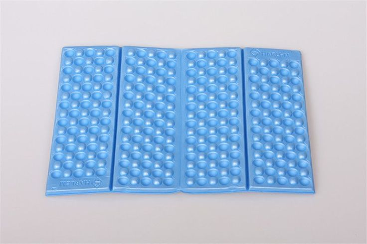Foldable Folding Outdoor Camping Mat Seat Foam XPE Cushion Portable Waterproof Chair Picnic Mat Pad ultra light 5 Colors