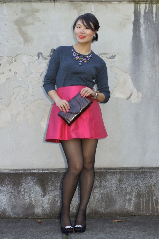 The always gorgeous Cecylia.com looking glamorous in our Spangle Top!