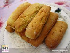 Biscotti da inzuppare - Biscuits for dipping
