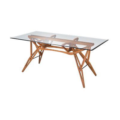 Stůl Reale podle rafinované ikony designu