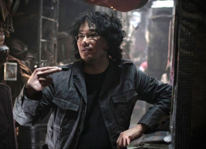 Bong Joon-ho, director de 'Okja', opina sobre la controversia Cannes-Netflix - ENFILME.COM