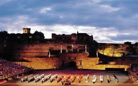 Edinburgh Tattoo and Scotland Tour