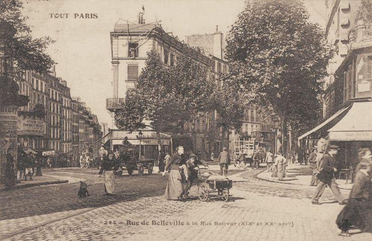 Les 5171 meilleures images du tableau autrefois paris - Au salon rue daguerre ...