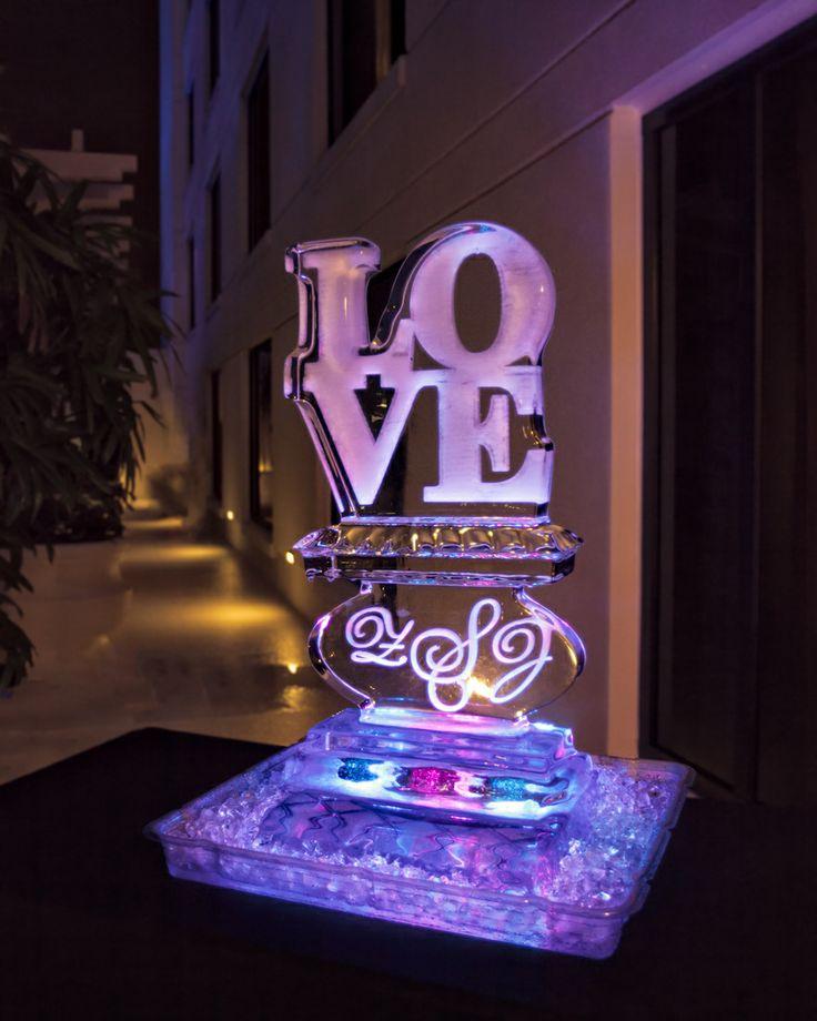 orlando wedding planner swanky i dos downtown orlando wedding ice sculpture grand