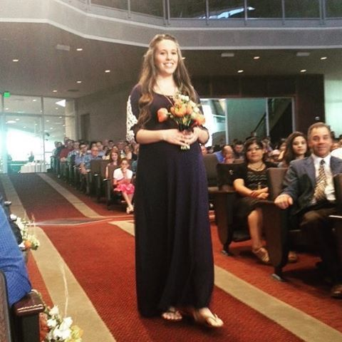 "12 Likes, 1 Comments - I'm Lindsey A Duggar Fan! (@duggar_updates01) on Instagram: ""Jill was Joy's matron of honor!"""