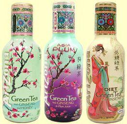 Arizona Tea Bottles