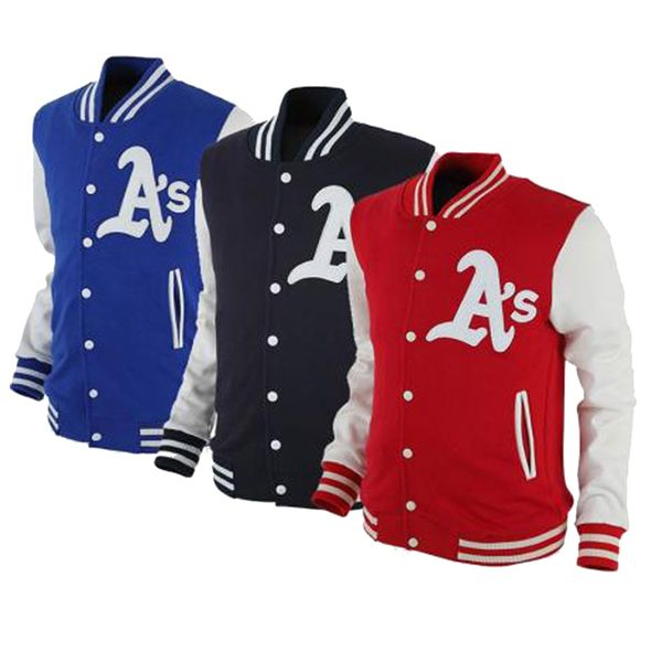Aoxiang high quality varsity fleece jackets is focus on elegance and simplicity design, is a casual wear wild single items, is fashion people must have. http://www.axfz86.com/Products/highqualityvarsityfl.html