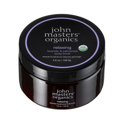 John Masters Relaxing Lavender & Palmarosa Body Scrub - 136 gr.