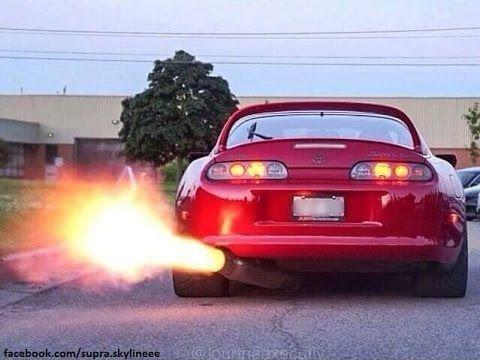 Ultimate Toyota Supra Turbo Sounds Compilation. (Loud Exhausts - Blow off - HD) - YouTube