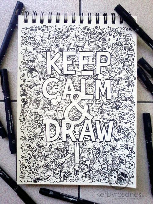 just draw :D the first person to comment I will draw something you want me too!
