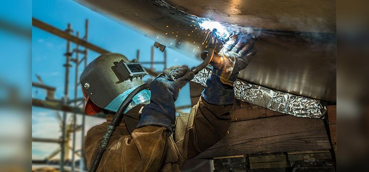 Get a Load of the U.S. Navy's Newest Nuclear Submarine: The Welders: There were 4,000 shipbuilders working on the SSN 787 Washington. This includes riggers, engineers, coatings specialists, electricians, and welders.