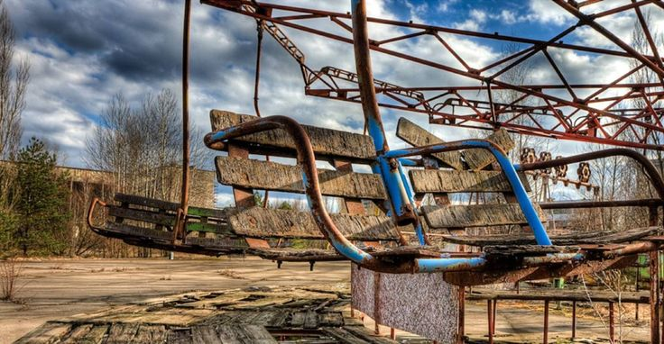 10 Creepiest Amusement Parks Which Are Abandoned, Check Out The Reasons !!