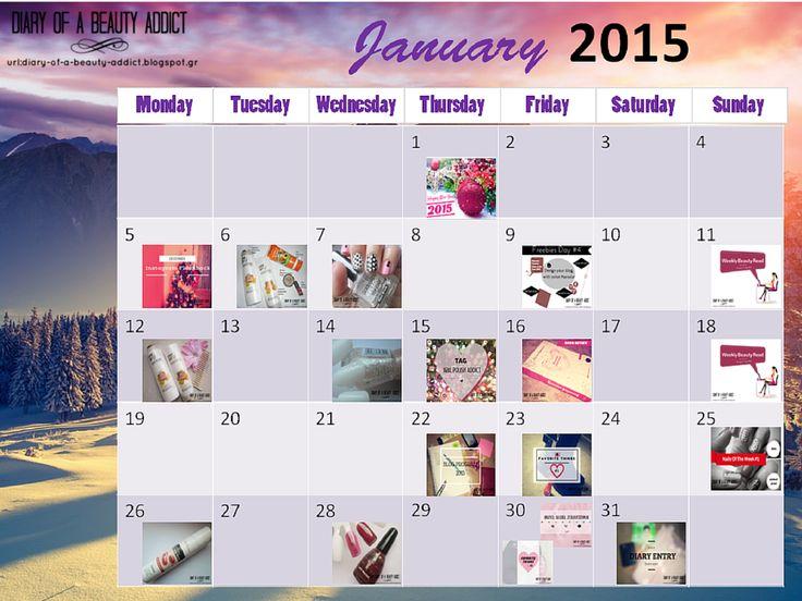 January Summary {2015}