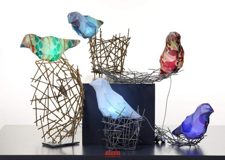 Dekoracje: Alessi kolekcja Blow up