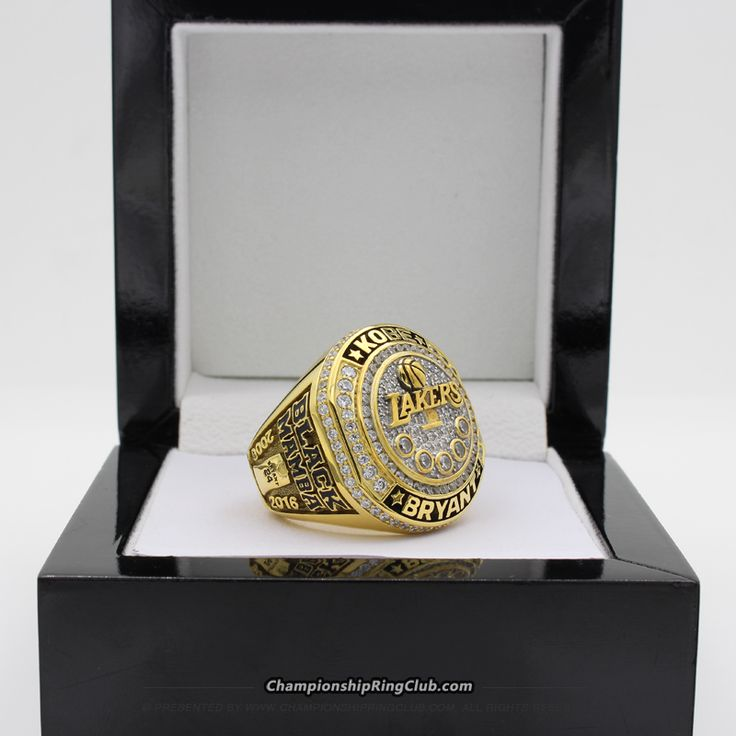 2016 Kobe Bryant Retirement Memorabilia ring. Best gift from Arizona Wildcats for Kobe fans. You can custom your own personalized  ring now.