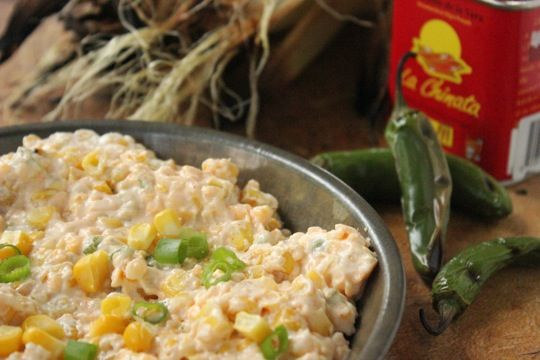 Smoky Corn & Jalapeno Dip: Summer Grilling Recipes, Jalapeño Dip, Food, Smoky Corn, Corn Jalapeno, Favorite Recipes, Grilled Corn, Jalapeno Dip, Dip Recipes