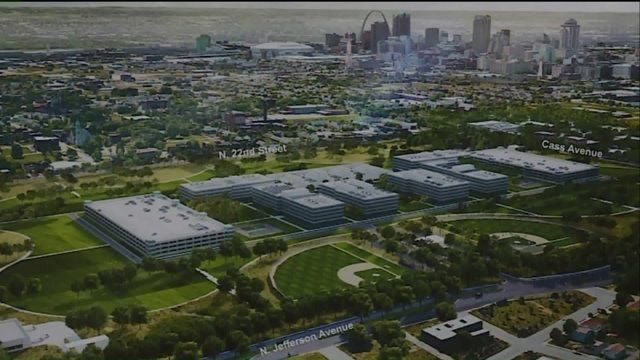 ST. LOUIS, MO (KTVI) –  The National Geospatial-Intelligence Agency's director recommends St Louis site for new federal spy agency facility. The 99-acre site in north city is at the cor…