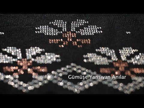 Bir Usta Bin Usta - Bartın Tel Kırma -  mukaish embroidery - badla, lame métallisée