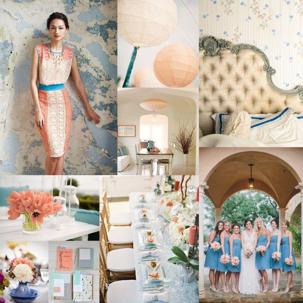 99 Best George And Rachel Wedding Ideas Images On: 99 Best Cobalt & Orange, Cornflower & Peach Images On