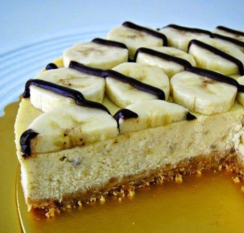 Receptek, és hasznos cikkek oldala: Banános túrótora sütés nélkül – fél óra alatt kész a fincsi süti!