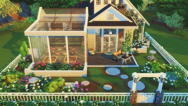 Pin By Mariian28 On Sims 2 Sims 4 Houses Sims House The Sims 4 Lots