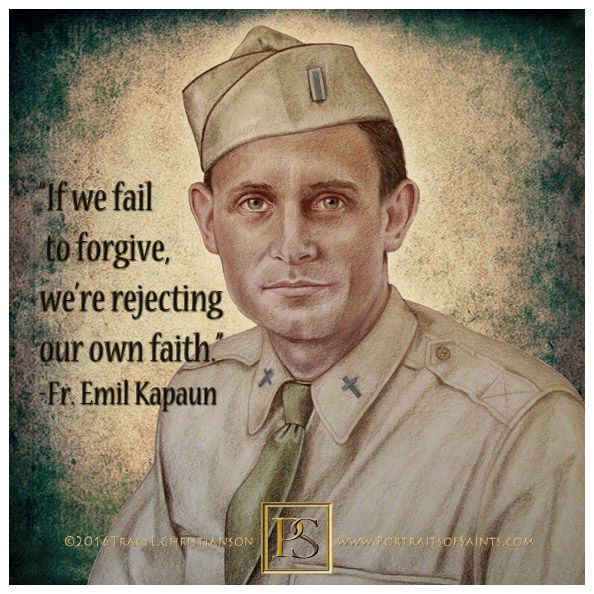 Military Father Daughter Quotes: Fr Emil Kapaun Images On Pinterest