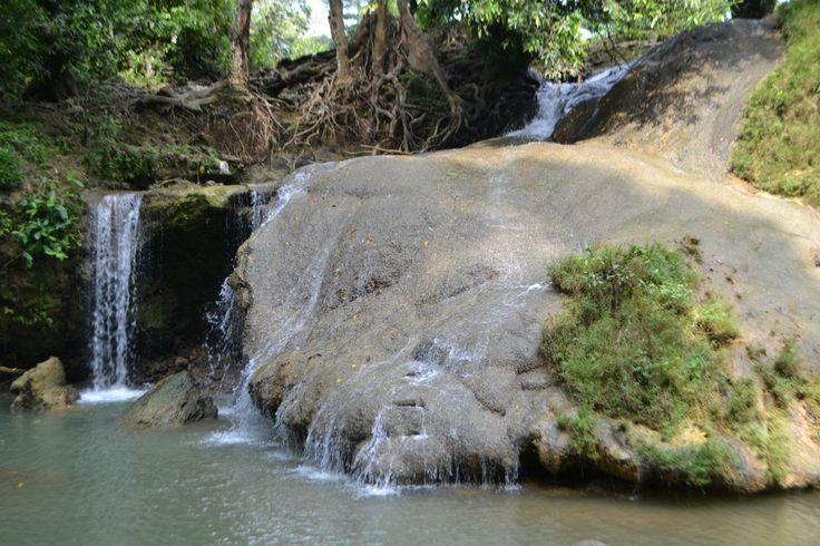 Indahnya Air Terjun di Bongok di Tuban  - Part 2