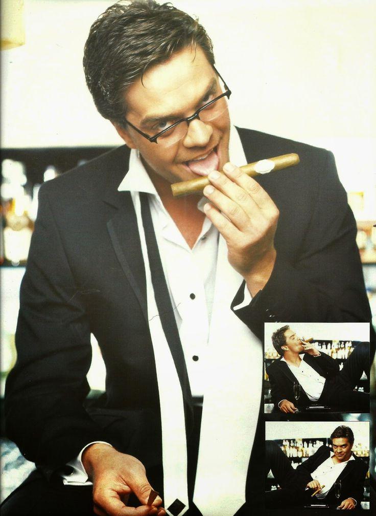 Beyazıt Öztürk-From Le Cigare Magazine