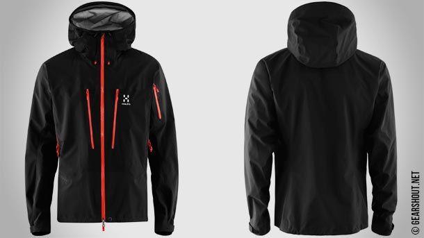 Haglöfs открыл продажи второго поколения хардшелл куртки Spitz Jacket