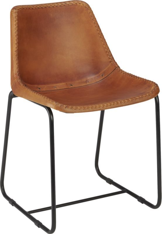 Roadhouse Leather Chair Great Pictures