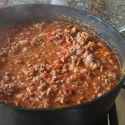 Image of Award Winning Chili Con Carne from AllRecipes