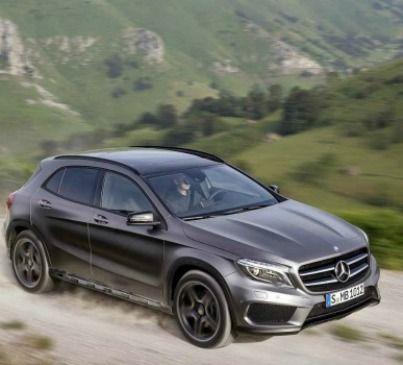 Para todo tipo de aventuras #ItraGLA @Grupo Itra Mercedes-Benz @MBenzEspana