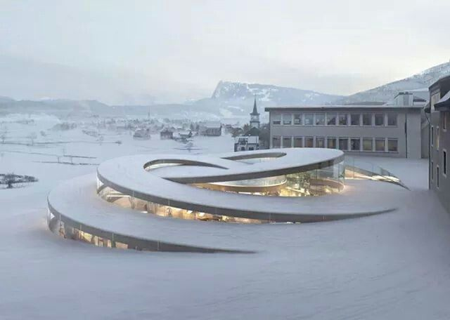The Swiss watchmaker Audemars Piguet has commissioned the BIG architectural…