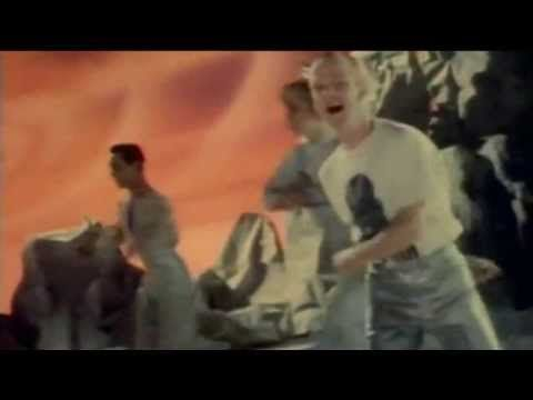 Jimmy Somerville - (You make me feel) Mighty Real - YouTube- Retro silliness, but oh so catchy